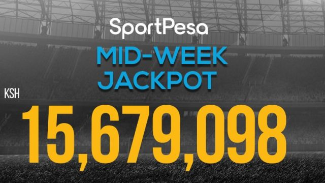 SportPesa JackPot Mid week Matches Prediction