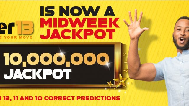 Shabiki Power13 Midweek Jackpot Games Tips Oct 19 2019