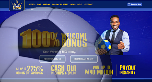 How to Register & Bet on Betking Kenya – betking.co.ke