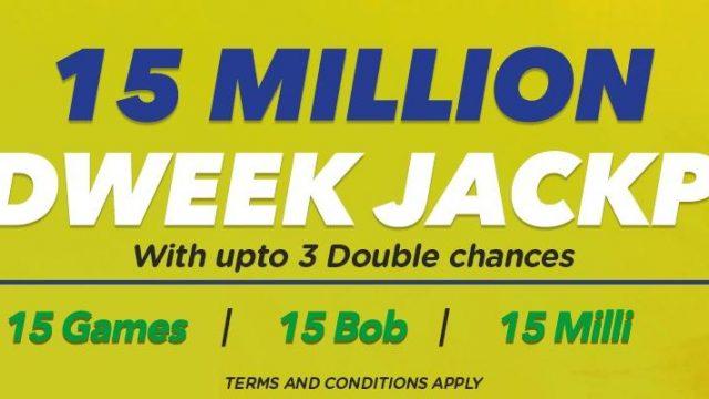 Betika 15M Midweek Jackpot Games Tips